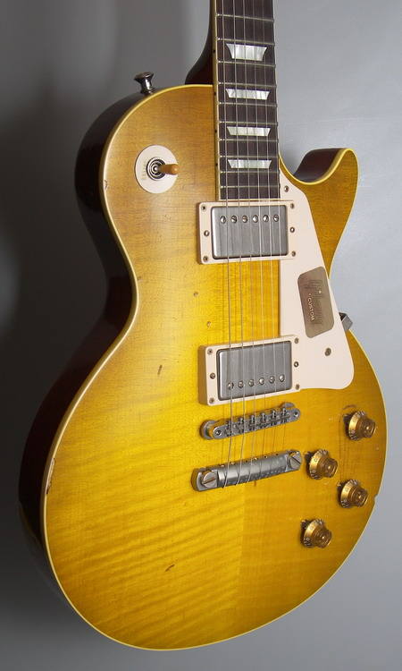 """SOLD GIBSON COLLECTOR'S CHOICE 13 """"SPOONFUL"""""""