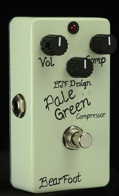 SOLD BEARFOOT PALE GREEN COMPRESSOR