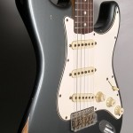 C.SHOP 1965 T.MACHINE RELIC STRAT CHARCOAL FROST METALLIC USED