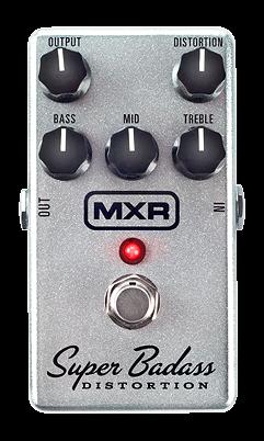 MXR SUPER BADASS DISTORTION M 75