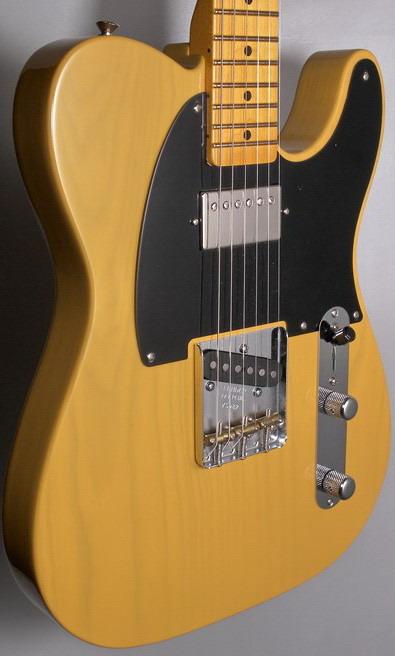 dueña Amedrentador Ahorro  SOLD FENDER AMERICAN VINTAGE HOT ROD 52 TELECASTER HS   Gbl Guitars