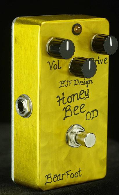 BEARFOOT HONEY BEE