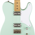 SOLD FENDER CLASSIC PLAYER CABRONITA SURF GREEN