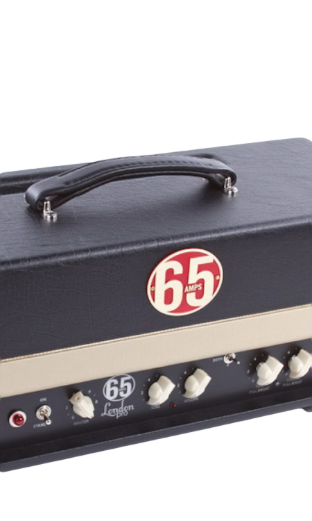 SOLD 65 AMPS LONDON PRO HEAD