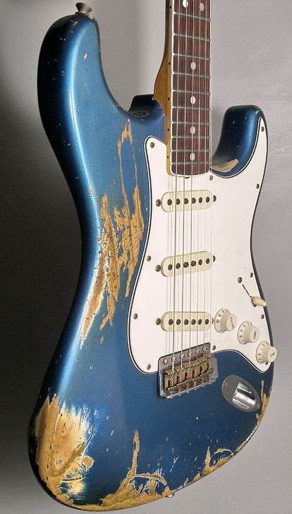 SOLD C.SHOP 2013 '65 Heavy Relic®  Stratocaster®