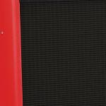 SOLD FENDER HOT ROD BLUES JUNIOR III LTD BLACK & RED EMINENCE RED COAT