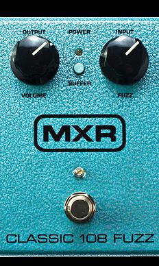 MXR CLASSIC 108 FUZZ M 173