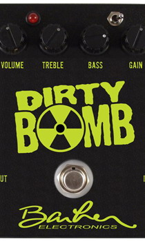 BARBER DIRTY BOMB