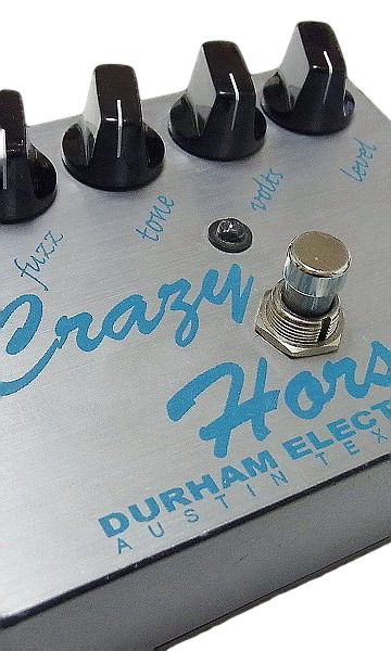 DUHRAM ELECTRONICS CRAZY HORSE