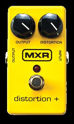 MXR DISTORTION + M 104