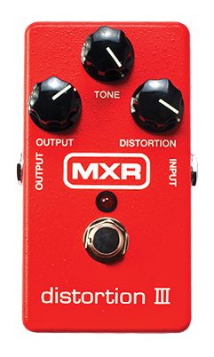 MXR DISTORTION III M 115