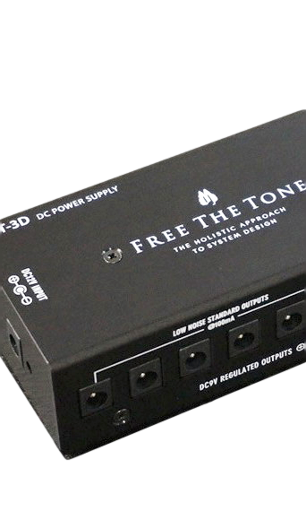 Free The Tone PT 3 D Power Supply