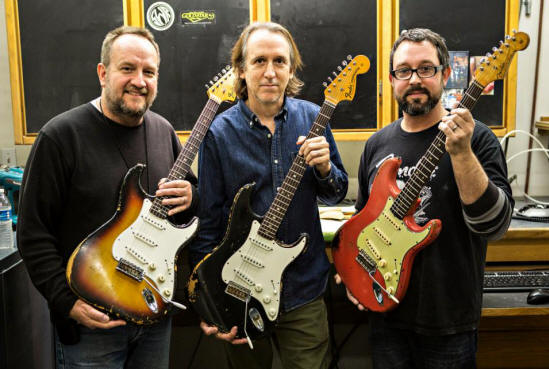 Fender Custom Shop Michael Landau Artist Strat