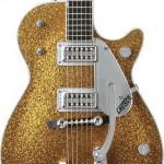 SOLD GRETSCH  G 6129 TAU GOLD SPARKLE BIGSBY