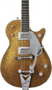 GRETSCH  G 6129 TAU GOLD SPARKLE BIGSBY