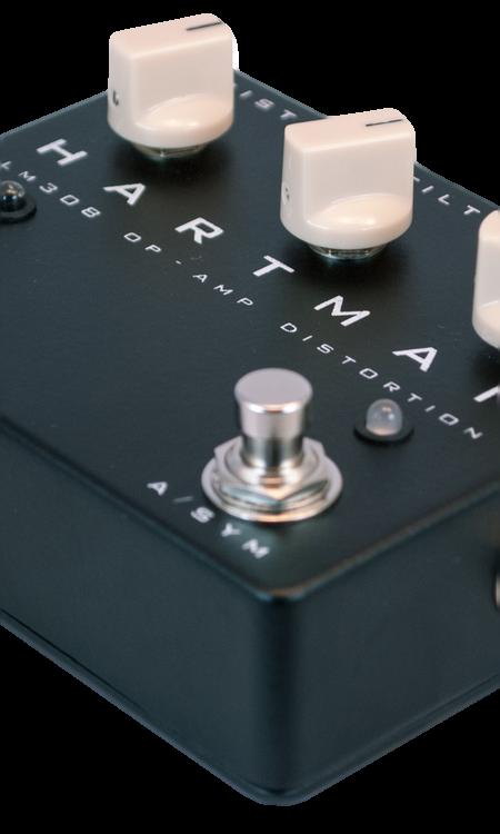 SOLD HARTMAN LM308 Op-Amp Distortion