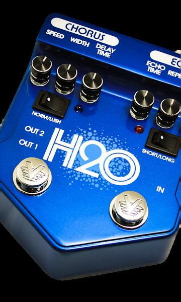 VISUAL SOUND H 2 O