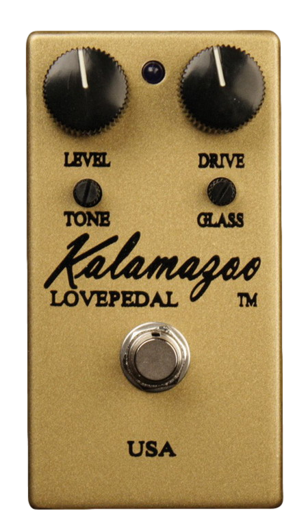 LOVEPEDAL KALAMAZOO GOLD