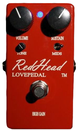 LOVEPEDAL REDHEAD