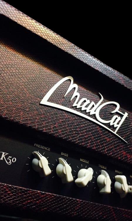 MAD CAT MK 50 CUSTOM SMALL BOX