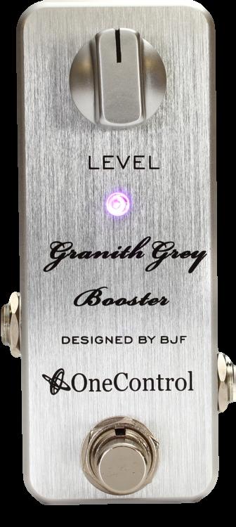 ONE CONTROL GRANITH GREY BOOST BY BJF