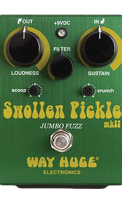 WAY HUGE SWOLLEN PICKLE JUMBO FUZZ