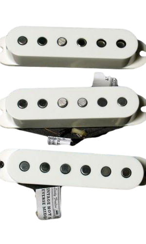 LINDY FRALIN STRAT HIGH OUTPUT SET 10%