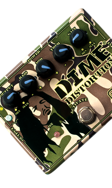 MXR DIME DISTORTION DD 11