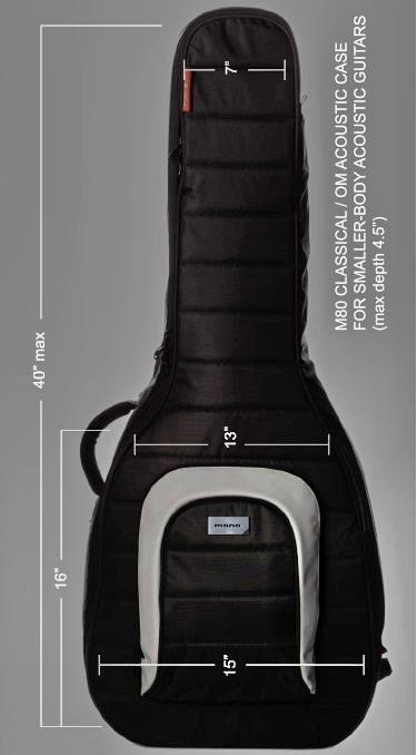 MONO M 80 CLASSICAL/OM