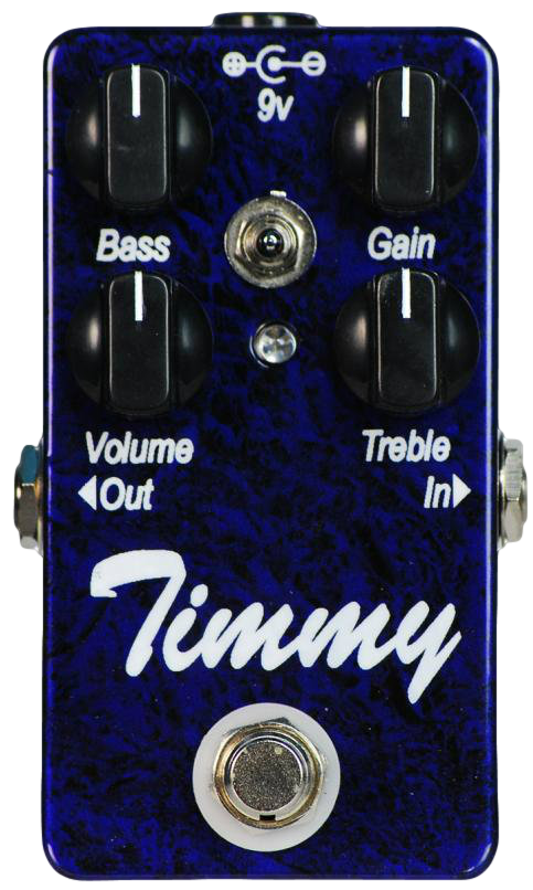 TIMMY OVERDRIVE