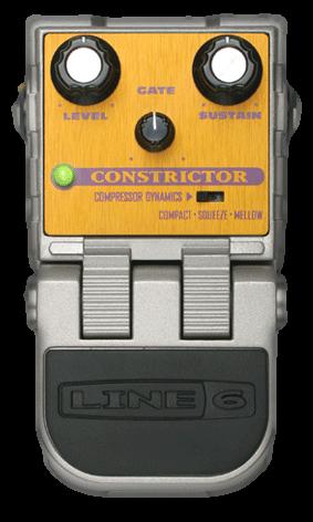 LINE 6 CONSTRICTOR COMP