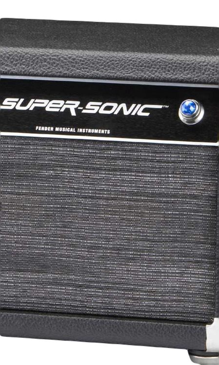 SOLD FENDER SUPERSONIC 60 HEAD