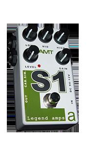 AMT S 1 LEGEND AMPS