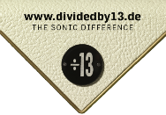 DIVIDED BY 13