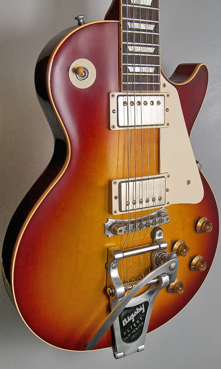 """SOLD GIBSON COLLECTOR'S CHOICE 3 """"THE BABE"""""""