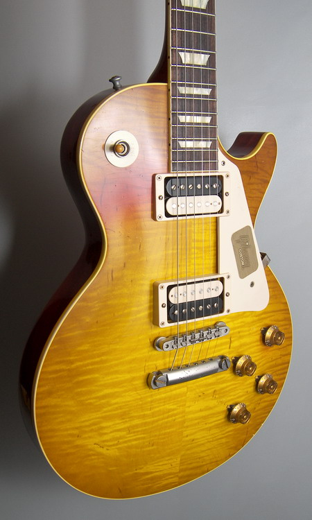 """SOLD GIBSON COLLECTOR'S CHOICE #16 """"REDEYE"""""""