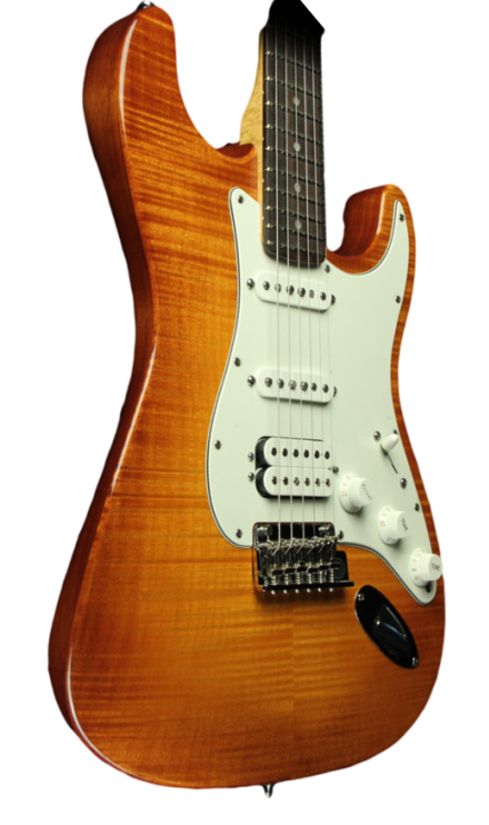 SOLD FENDER SELECT STRATOCASTER FIRST RELEASE