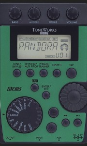 KORG PANDORA PX 4 A