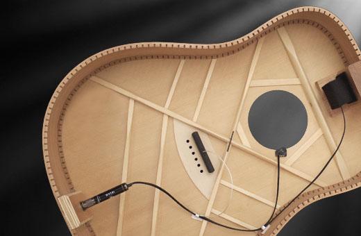 lr baggs ibeam gbl guitars. Black Bedroom Furniture Sets. Home Design Ideas