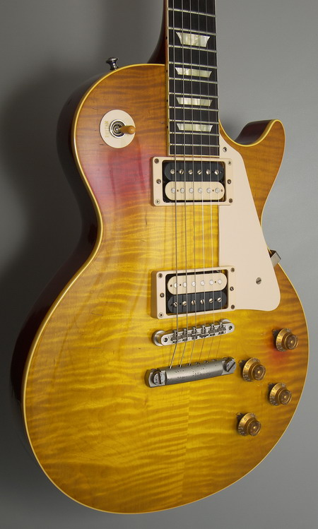 """SOLD GIBSON COLLECTOR'S CHOICE #16 """"REDEYE"""" # 48"""
