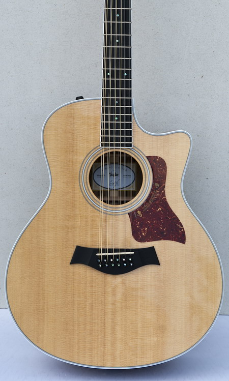 TAYLOR 456 CE LIMITED EDITION 12 STRING