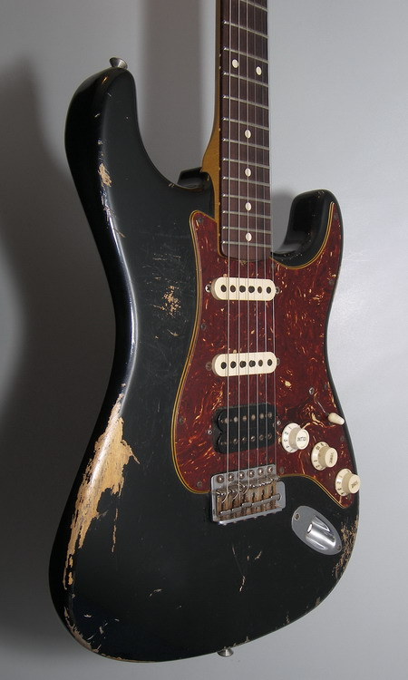 SOLD C.SHOP 1960 HSS HEAVY RELIC STRATOCASTER