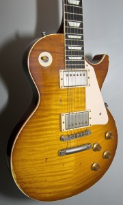 GIBSON 1958 HEAVY AGED LES PAUL H.PICKED 2014