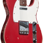 SOLD C.SHOP MUDDY WATERS TRIBUTE TELECASTER