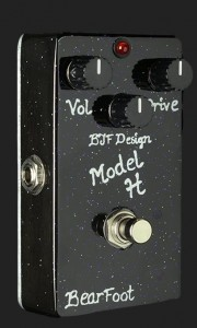 BEARFOOT MODEL H 3 KNOBS