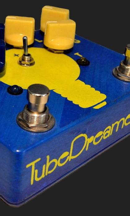 SOLD JAM PEDALS TUBE DREAMER 88