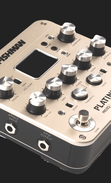 fishman platinum pro eq analog preamp gbl guitars. Black Bedroom Furniture Sets. Home Design Ideas