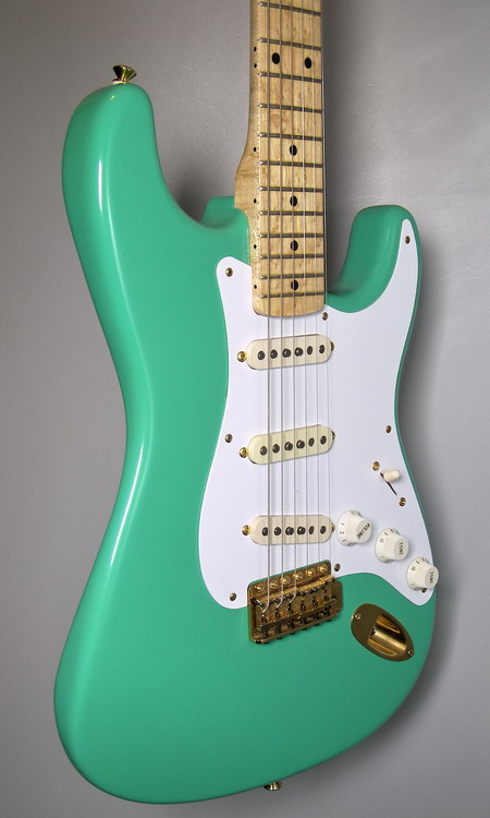"""SOLD C.SHOP 1997 58 STRATOCASTER """"JOHN PAGE"""""""