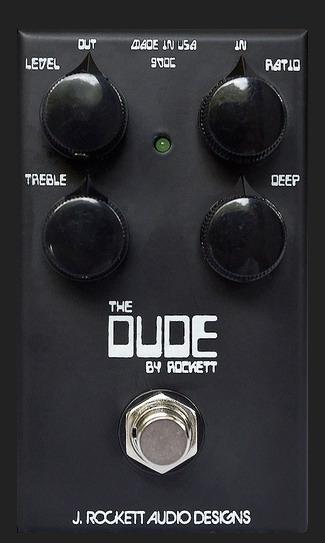 ROCKETT AUDIO THE DUDE