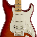 DELUXE STRATOCASTER HSS PLUS TOP IOS CONNECTIVITY